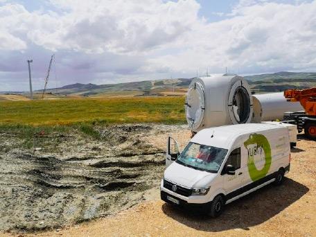 Justy maintenance éoliennes
